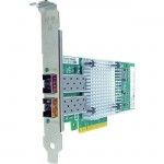 PCIe x8 10Gbs Dual Port Fiber Network Adapter for HP 665243-B21-AX