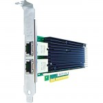 PCIe x8 10Gbs Dual Port Copper Network Adapter for Intel X540T2-AX
