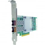 PCIe x8 10Gbs Dual Port Fiber Network Adapter for HP 652503-B21-AX