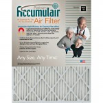 Accumulair Platinum Air Filter FA21X23A4