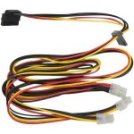 Supermicro Power Extension Cord CBL-PWEX-0633
