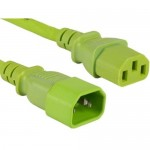 ENET Power Extension Cord C13C14-GN-3F-ENC