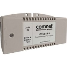 ComNet Power Over Ethernet (PoE+) Midspan Injector For 10/100/1000T(X) CNGE1IPS