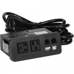 Power Panel with Surge Protection and USB PC-PATCH