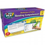 Power Pen Learning Cards: Reading Comprehension Grade 5 6468