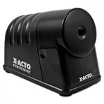 X-Acto Powerhouse Desktop Electric Pencil Sharpener, Black EPI1799
