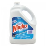 Windex DRK 90940 Powerized Formula Glass & Surface Cleaner, 1gal Bottle, 4/Carton DVO90940CT