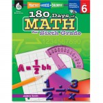 Shell Practice, Assess, Diagnose: 180 Days of Math for Sixth Grade 50802