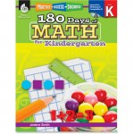 Shell Practice, Assess, Diagnose: 180 Days of Math for Kindergarten 50803