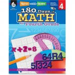 Shell Practice, Assess, Diagnose: 180 Days of Math for Fourth Grade 50807