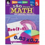 Shell Practice, Assess, Diagnose: 180 Days of Math for Fifth Grade 50808