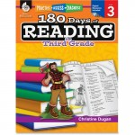 Shell Practice, Assess, Diagnose: 180 Days of Reading for Third Grade 50924