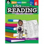Shell Practice, Assess, Diagnose: 180 Days of Reading for Sixth Grade 50927
