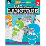 Shell Practice, Assess, Diagnose: 180 Days of Language for Second Grade 51167