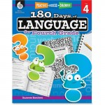 Shell Practice, Assess, Diagnose: 180 Days of Language for Fourth Grade 51169