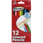 RoseArt Pre-sharpened 24 Colored Pencils DFB59