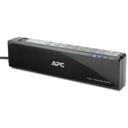 APC Premium 8-Outlets Surge Suppressor P8V