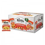 Knott's Berry Farm BIS59636 Premium Berry Jam Shortbread Cookies, 2 oz Pack, 36/Carton BSC59636