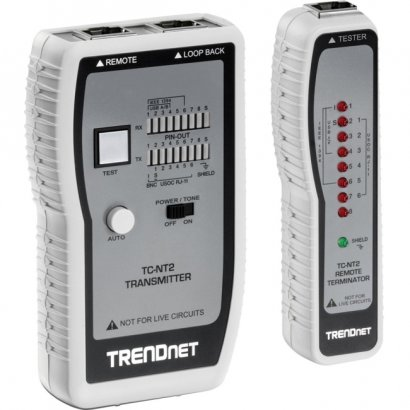 TRENDnet Professional Cable Analyzer TC-NT2