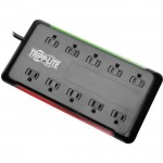 Tripp Lite Protect It! 10-Outlet Surge Protector, 6 ft. Cord, 2880 Joules, Black Housing TLP1006B