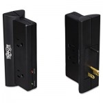 Tripp Lite Protect It! Direct Plug-In Surge Suppressor, 4 Outlets, 670 Joules, Black TRPTLP4BK
