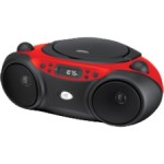 GPX Radio/CD Player Boombox BC232R