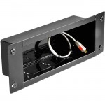 Peerless-AV Recessed Cable Management and Power Storage Accessory Box IBA3