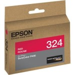 Epson 324 Red Ink Cartridge (T720) T324720