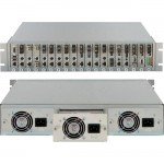 Omnitron Systems Redundant Power Supply 8207-9