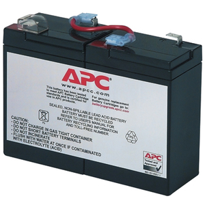 APC Replacement Battery Cartridge #1 RBC1