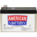 ABC Replacement Battery Cartridge RBC17