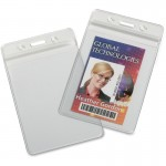 Resealable Badge Holders 6485710