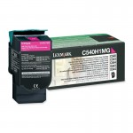 Lexmark Return High Capacity Magenta Toner Cartridge C540H1MG