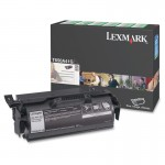 Lexmark Return Program Black Toner Cartridge T650A41G