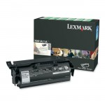 Lexmark Return Program Black Toner Cartridge X651A11A