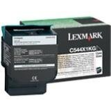 Lexmark Return Program Extra High Yield Cyan Toner Cartridge C544X4KG