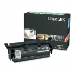 Lexmark Return Program High Yield Black Toner Cartridge X651H11A