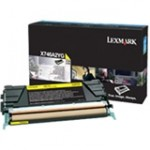 Lexmark Return Program Toner Cartridge X746A4CG