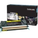Lexmark Return Program Toner Cartridge X746A4YG