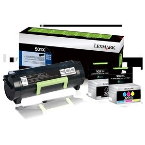 Lexmark Return Program Toner Cartridge 70C0XKG