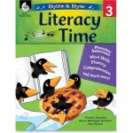 Shell Rhythm & Rhyme Literacy Time Level 3 51339
