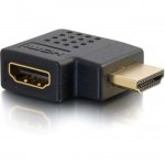 C2G Right Angle HDMI Adapter - Right Exit 43290