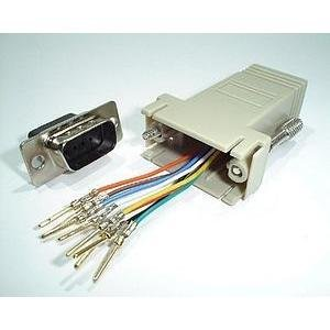 Digi RJ45 to DB-9 Console Adapter 76000671