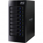 HighPoint RocketStor 8-Bay Hardware RAID Tower Enclosure RS6418S