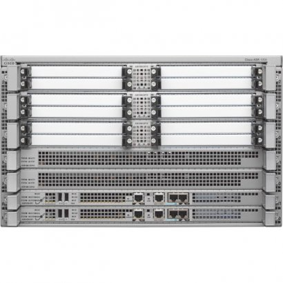 Cisco Router Chassis ASR1K6R2-100-SECK9