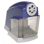 X-Acto School Pro Classroom Electric Pencil Sharpener, Blue/Gray EPI1670