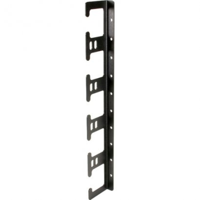 Black Box Sectional Cable Manager for Elite Cabinets ECVCM