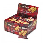 Walkers W116 Shortbread Cookies, 2/Pack, 24 Packs/Box OFXW116