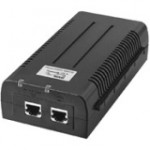 PowerDsine Single Port Gigabit Midspan, 60W Over 4-pairs PD-9501G/48VDC
