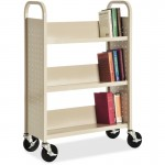 Single-sided Book Cart 49204